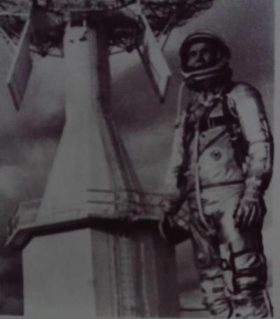 ilk önce uzaya gönderilen astronot kimdir.