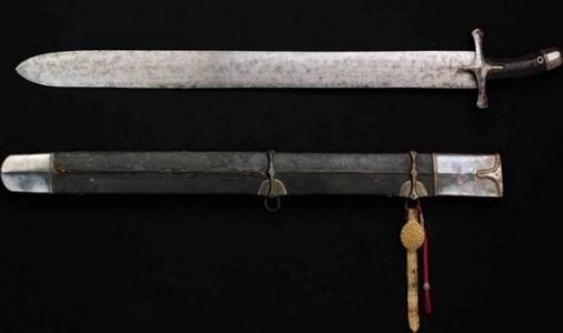 Peygamberimizin kılıcının resimleri.
